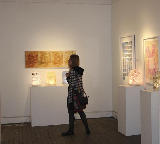 Exhibition at Gaffa