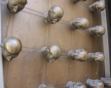 Door 'knobs'