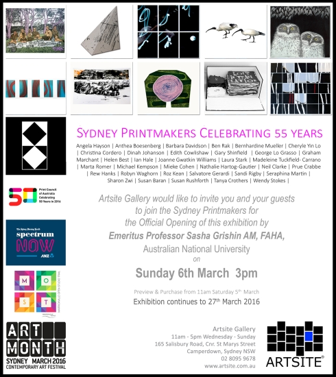 Email-Sydney-Printmakers55th-Invitation